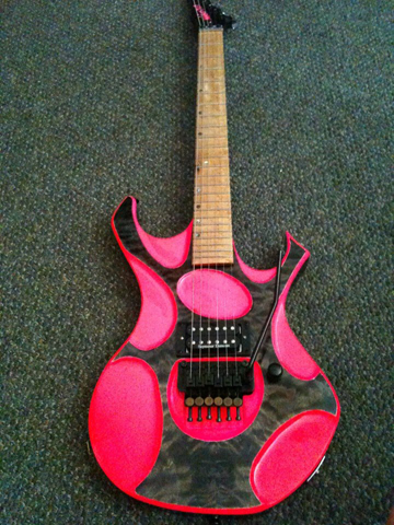 TJMonster Guitars
