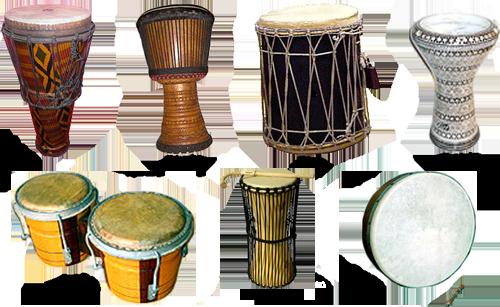 Evolution of the Drum