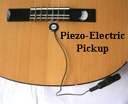 Piezo Electric Pickup