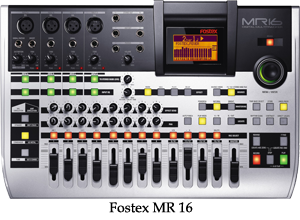 Fostex multitrack